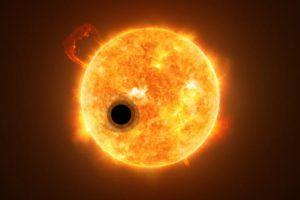 Впервые в атмосфере экзопланеты обнаружили гелий