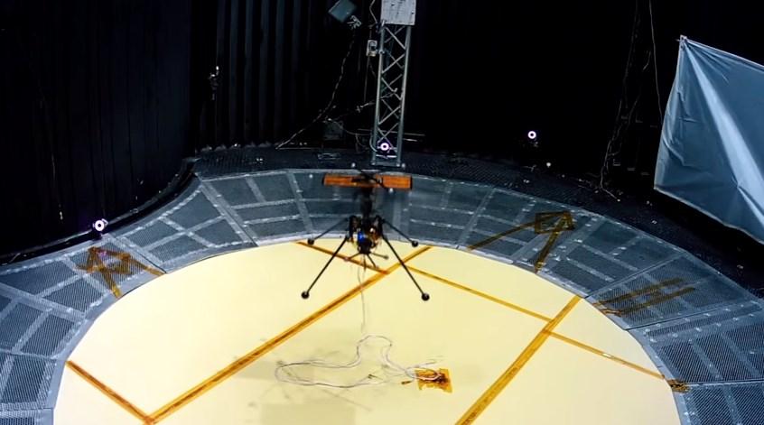 NASA отправит к Марсу вертолет