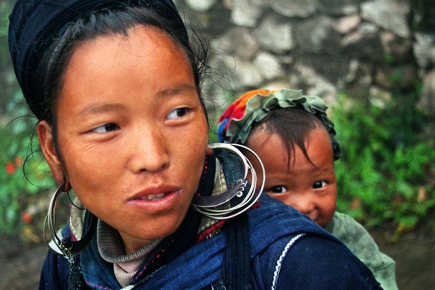 День матери: мамы всего мира глазами известного фотографа