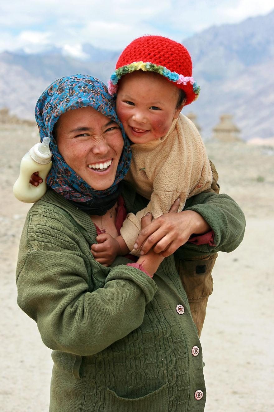 День матери: мамы всего мира глазами известного фотографа День матери: мамы всего мира глазами известного фотографа mother 13 5af2c9515530f  880