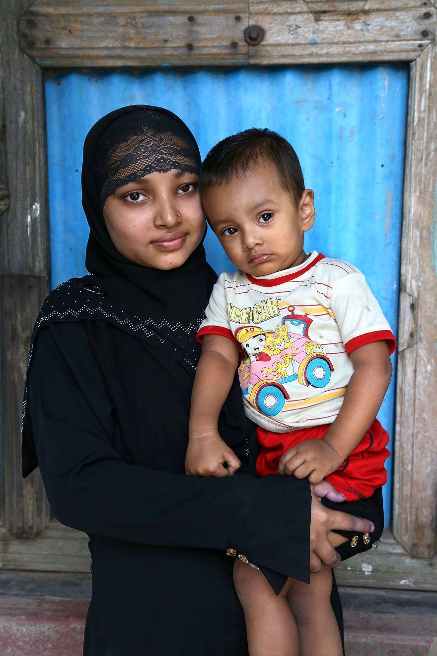 День матери: мамы всего мира глазами известного фотографа День матери: мамы всего мира глазами известного фотографа mother 8 5af2c93940c55  880