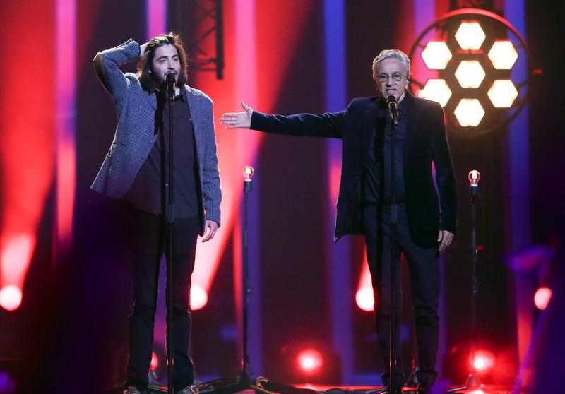 Сальвадор Собрал выступил в финале Евровидения-2018