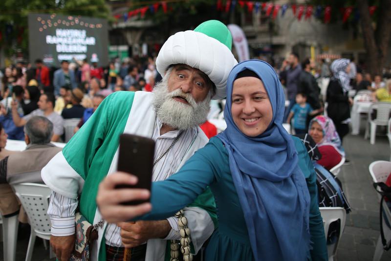 Как мусульмане всего мира отмечают начало Рамадана (фото) Как мусульмане всего мира отмечают начало Рамадана (фото) p 54340485