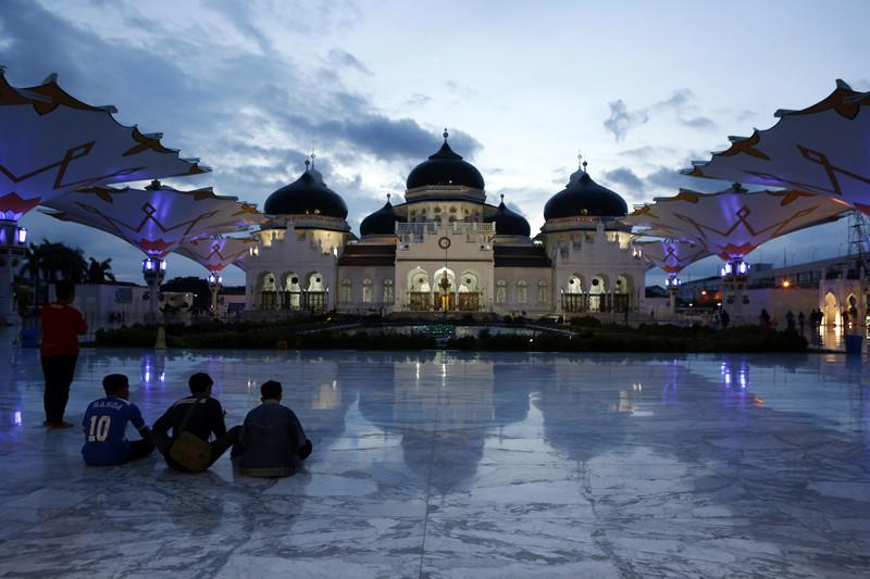 Как мусульмане всего мира отмечают начало Рамадана (фото)