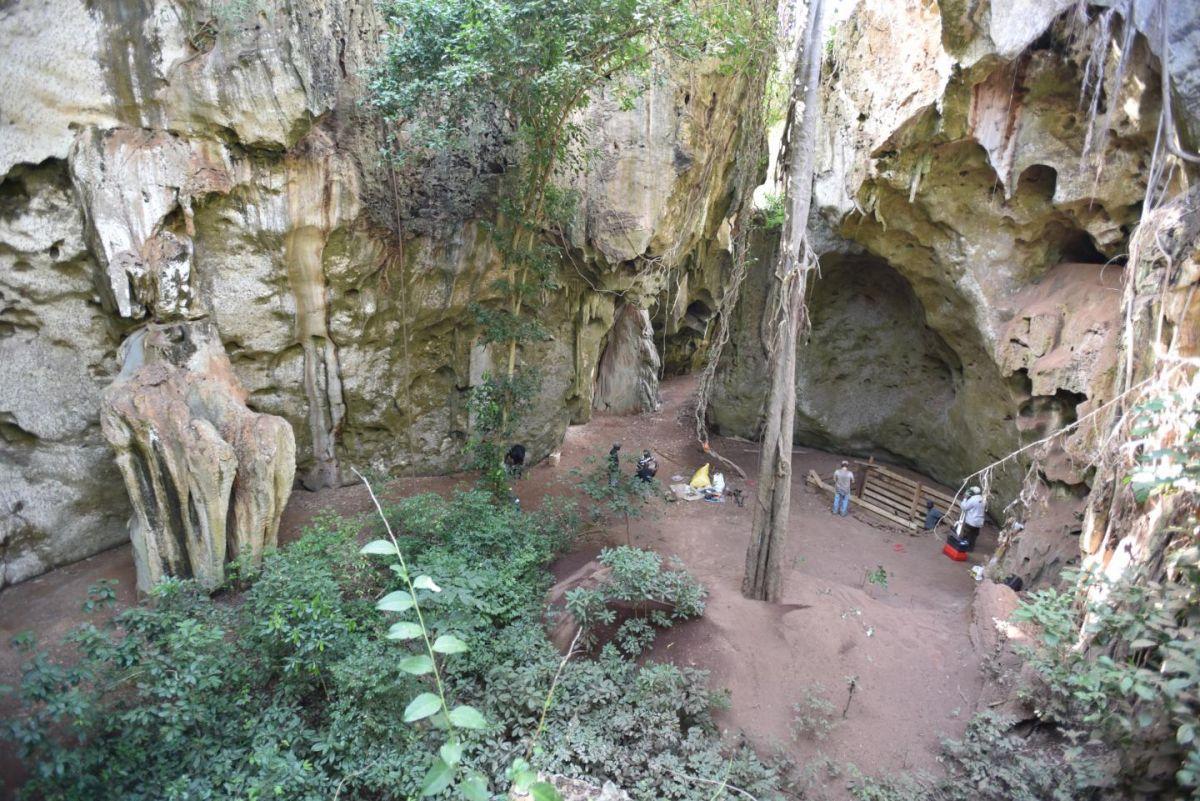В Кении обнаружили пещеру, где выжило человечество