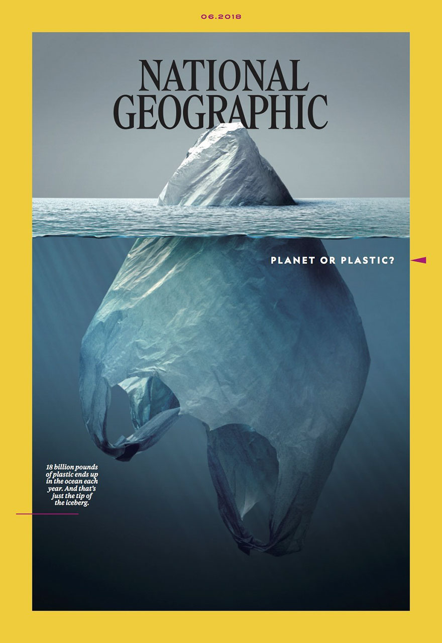 national geographic выпустил номер, посвященный проблеме пластика в океане National Geographic выпустил номер, посвященный проблеме пластика в океане plastic crisis impact on wildlife national geographic june issue cover 18 5afd83cf37ffc  880