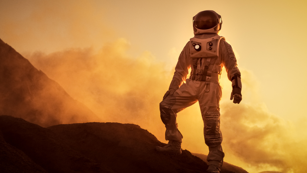 NASA описала идеального путешественника на Марс.Вокруг Света. Украина