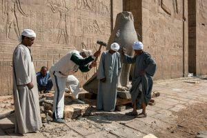 В Египте обнаружили руины римских терм эпохи Птолемеев