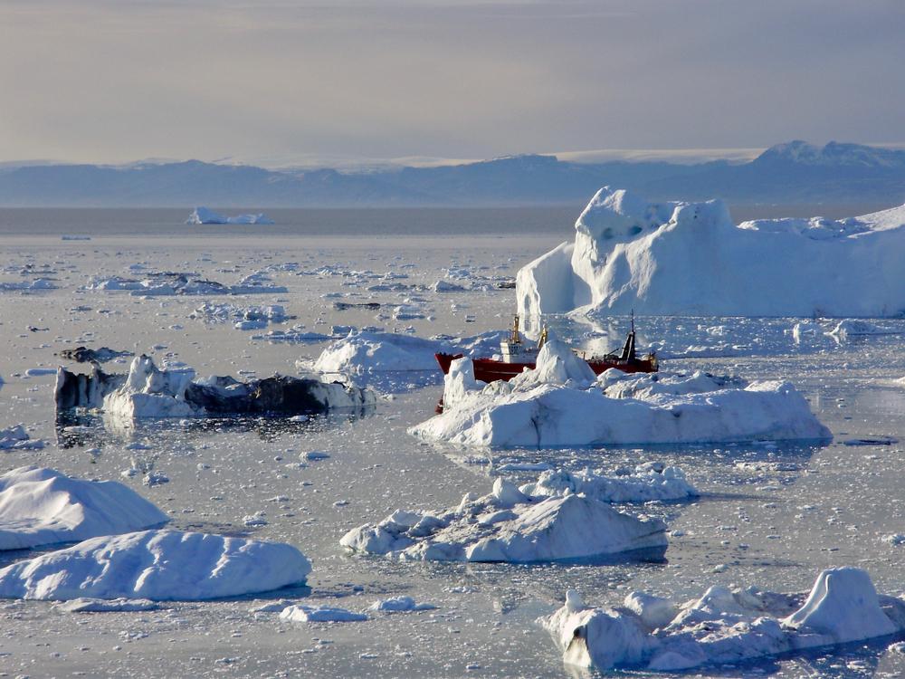 Взлет и падение древних цивилизаций можно прочесть по льдам Арктики