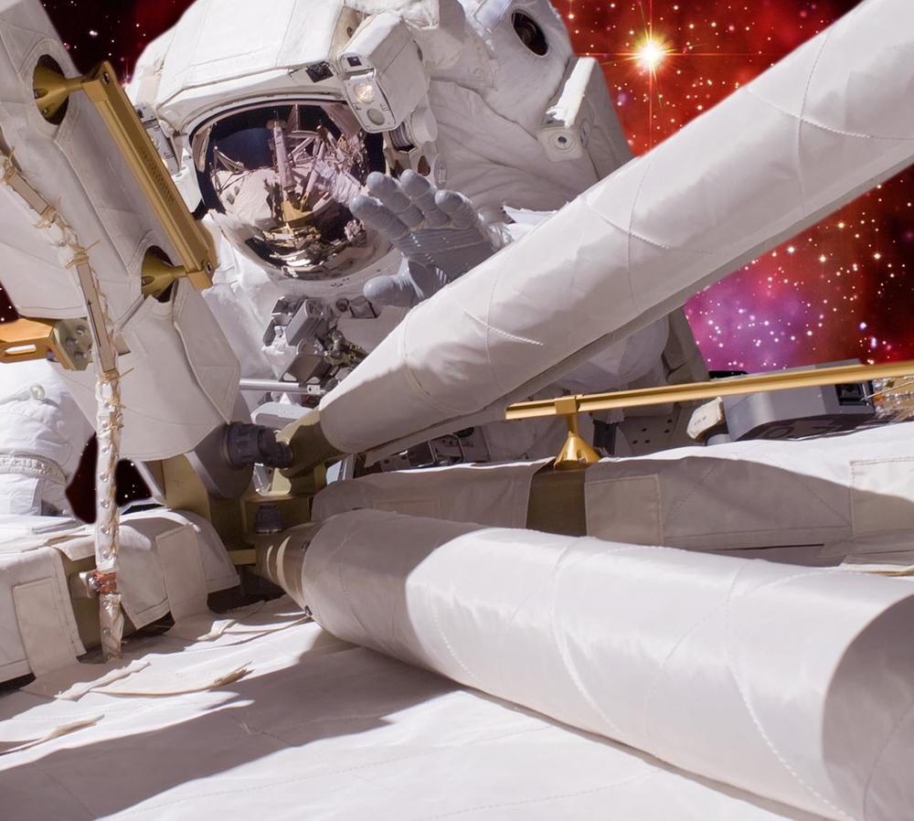 Астронавты NASA выйдут в открытый космос в прямом эфире