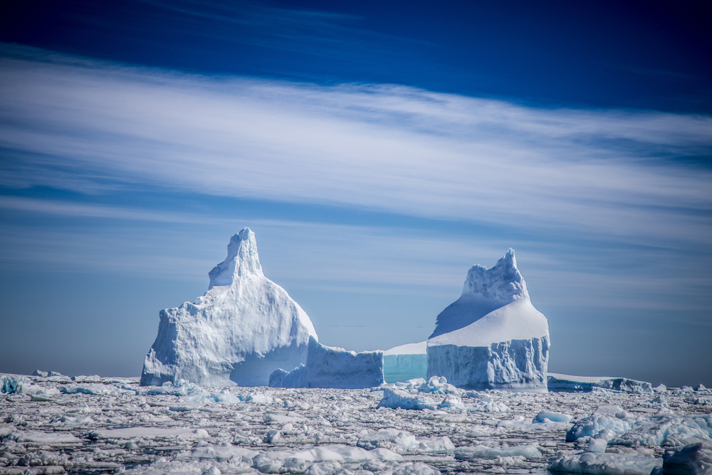 Антарктический лед расскажет о миллионах лет истории