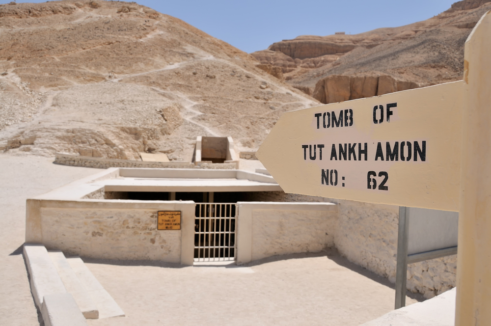 В Египте прекратили поиски тайных дверей Тутанхамона