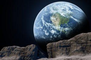 Астрономы описали судьбу предшественников Луны