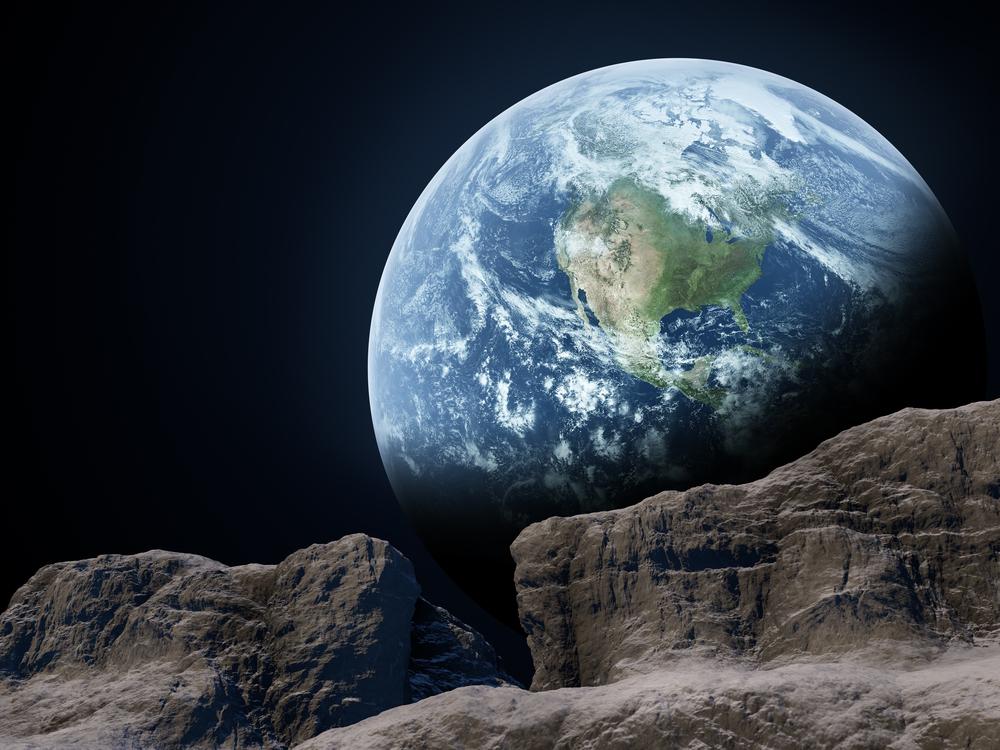 Астрономы описали судьбу предшественников Луны.Вокруг Света. Украина
