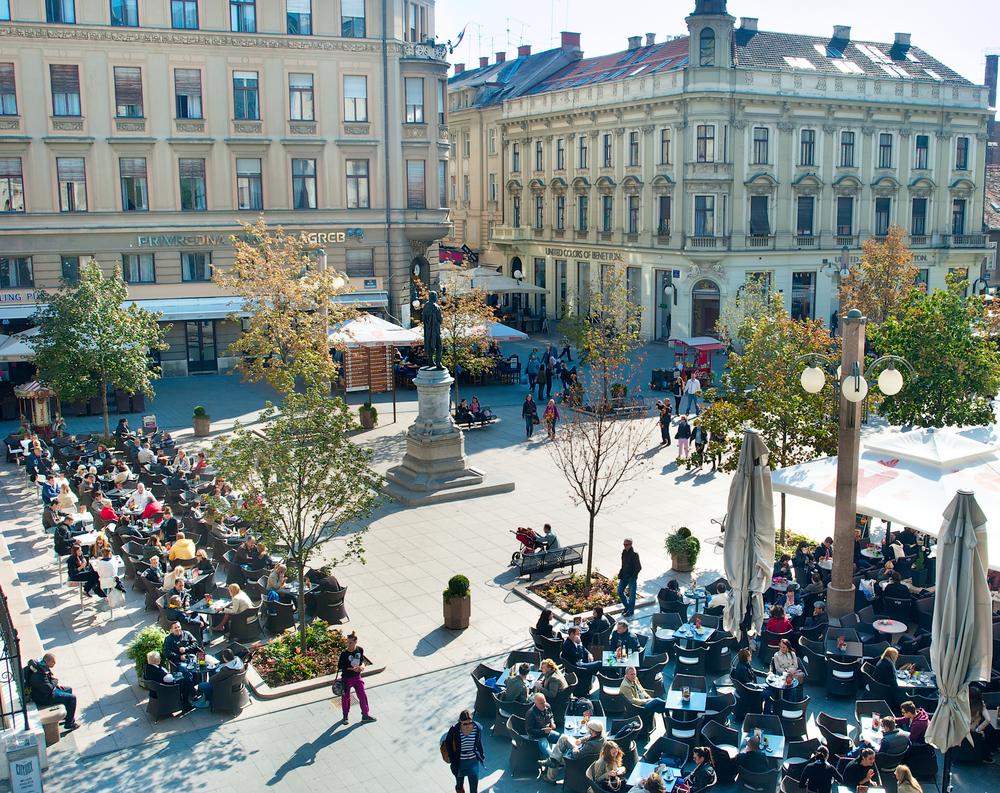 Почему хорваты утром не едят, или Где позавтракать в Загребе Почему хорваты утром не едят, или Где позавтракать в Загребе shutterstock 189946175