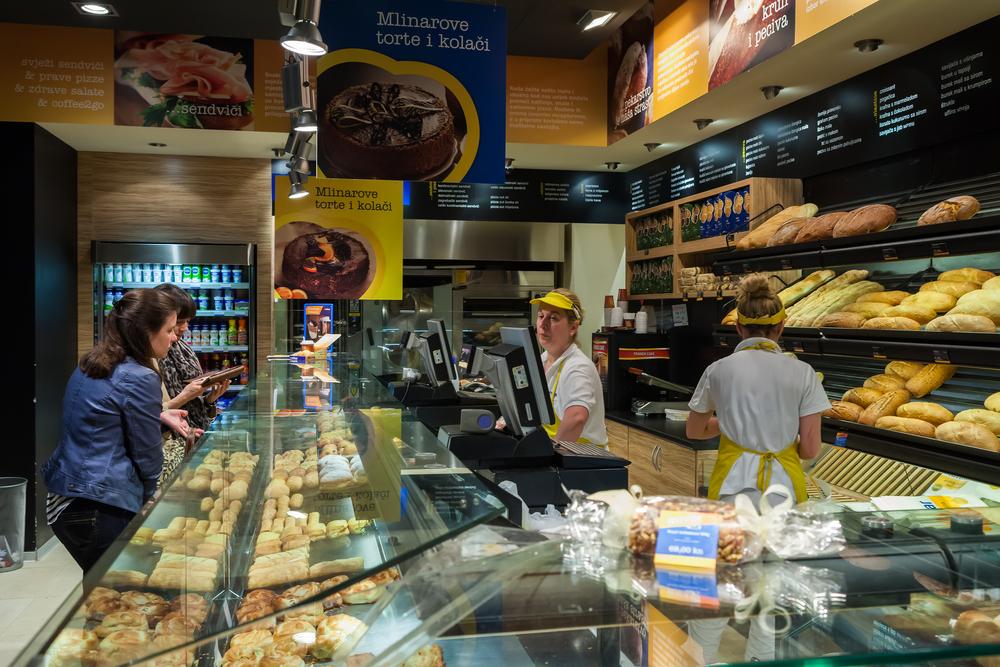 Почему хорваты утром не едят, или Где позавтракать в Загребе Почему хорваты утром не едят, или Где позавтракать в Загребе shutterstock 190607660