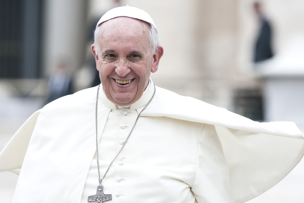 Революция нежности: речь Папы Франциска о человечности и будущем