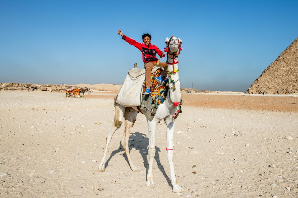 В Египте начнут наказывать за приставание к туристам