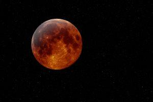 Украинцы смогут увидеть редкое лунное затмение