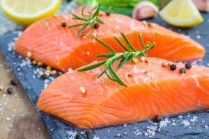 Употребление рыбы два раза в неделю укрепляет сердце