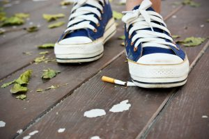 Количество курящих во Франции уменьшилось на 1 миллион за год