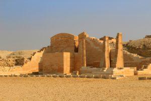 Египетские археологи открыли гробницу верховного военачальника Рамзеса II