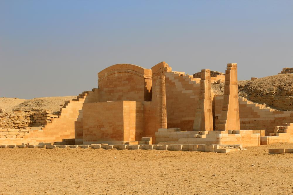 Египетские археологи открыли гробницу верховного военачальника Рамзеса II.Вокруг Света. Украина