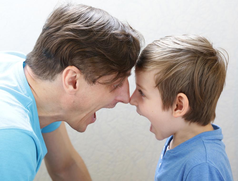 Детей нужно учить правильно материться: нейробиологи Детей нужно учить правильно материться: нейробиологи shutterstock 427654648