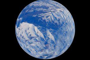 В гигантский снежок Землю превратило смещение тектонических плит