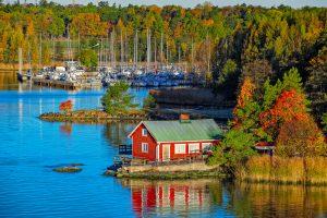 Финляндия имеет самый чистый воздух в мире
