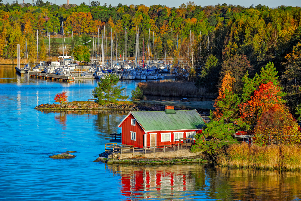 Финляндия имеет самый чистый воздух в мире.Вокруг Света. Украина