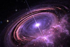 Астрономы вычислили источник мощной радиации в глубинах космоса