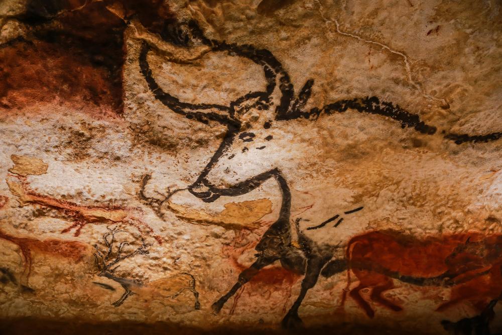Первобытные художники были аутистами: ученые Первобытные художники были аутистами: ученые shutterstock 659932630