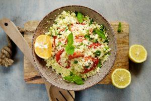 Кухни мира: рецепт салата табуле с кускусом