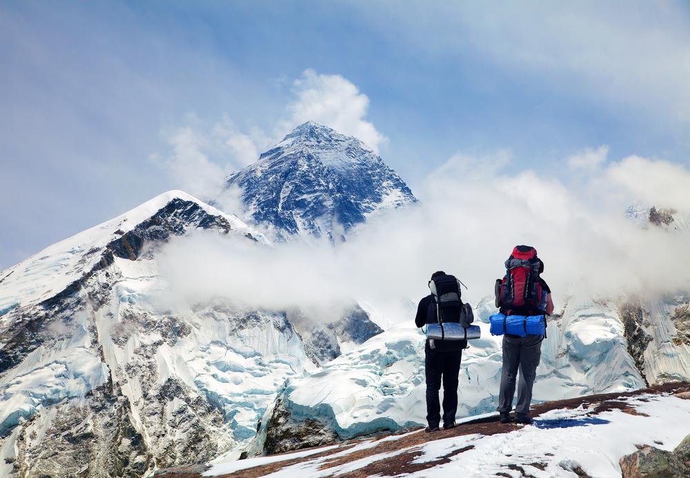 На Эвересте четыре повара откроют ресторан высокой кухни