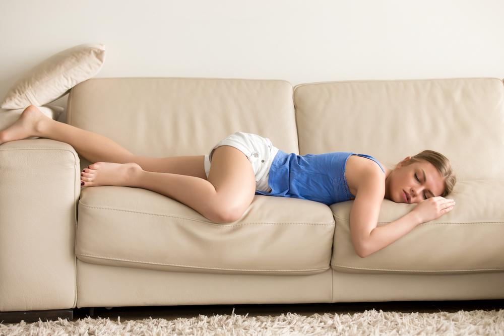 Сон на выходных продлевает жизнь
