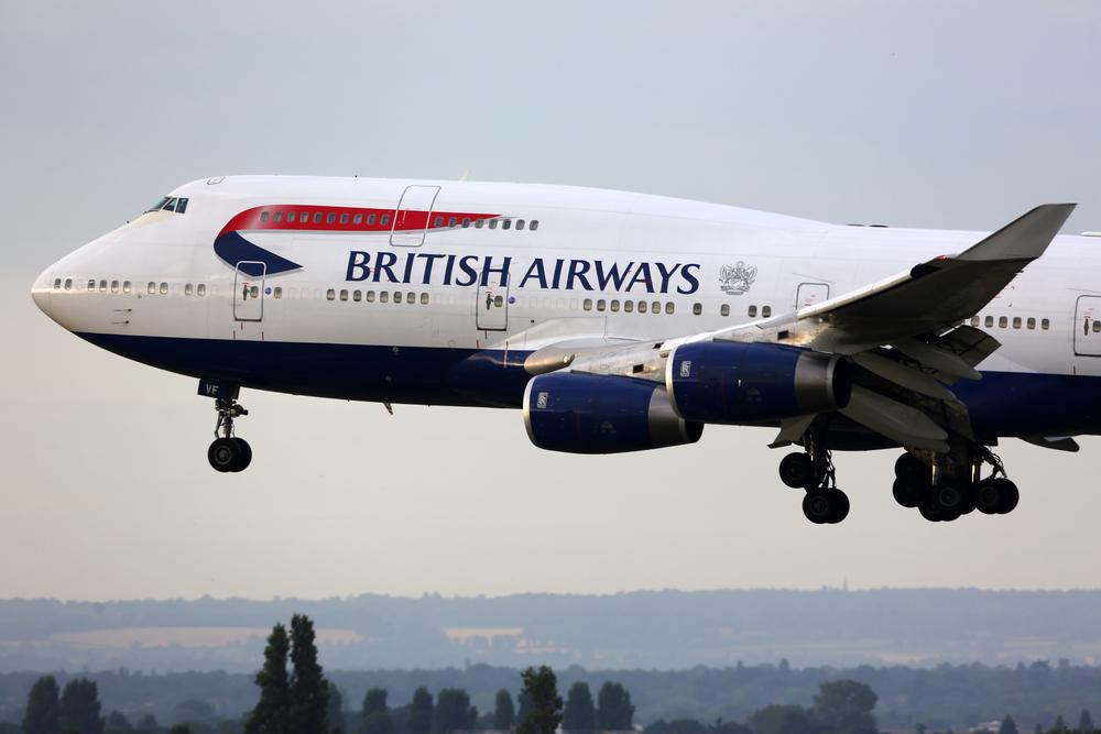 British Airways запустила рейс, приуроченный свадьбе принца Гарри и Меган Маркл