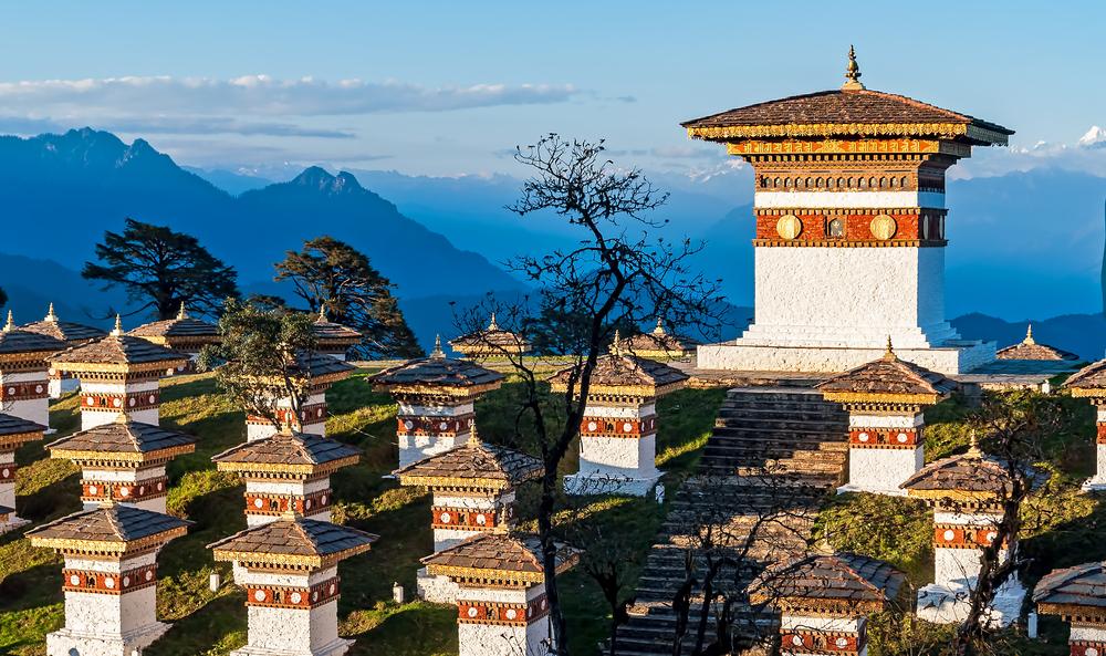 Бутан – единственная страна, которая не загрязняет мир углеродом