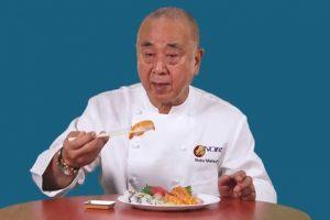 Японский шеф-повар показал, как правильно есть суши
