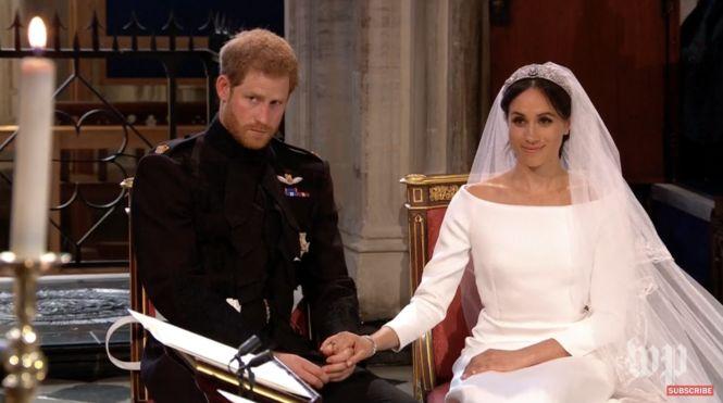 Господь, это любовь: ТОП-10 фактов о свадьбе принца Гарри и Меган Маркл