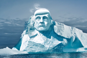 Если Трамп растает, грядет потепление