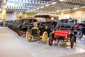 Крупнейшая в мире частная коллекция Ford ушла с молотка