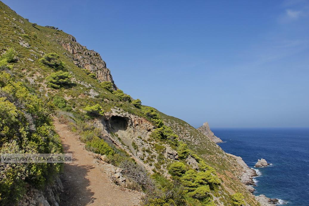 Итальянские каникулы: остров Мареттимо Итальянские каникулы: остров Мареттимо 10 2