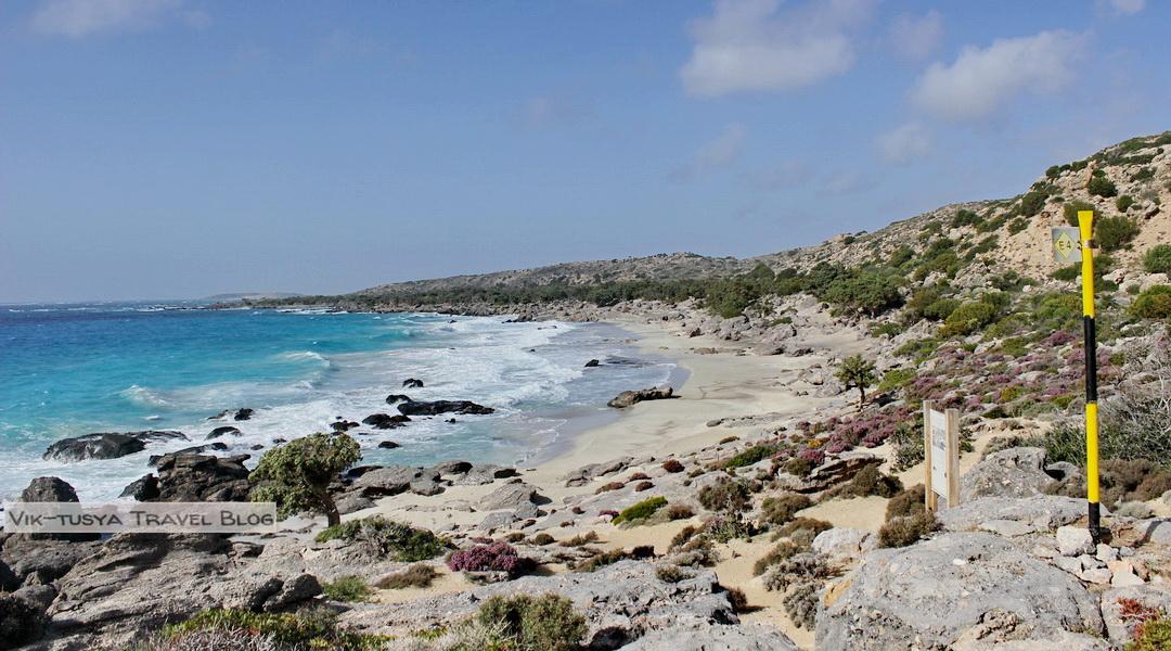 Скалы, бухты и тишина: трекинг на Крите Скалы, бухты и тишина: трекинг на Крите 11