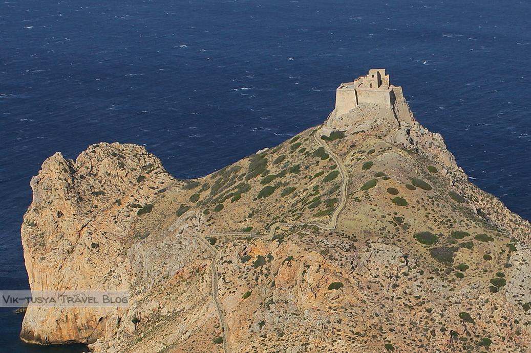 Итальянские каникулы: остров Мареттимо Итальянские каникулы: остров Мареттимо 12