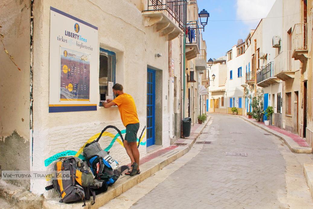 Итальянские каникулы: остров Мареттимо Итальянские каникулы: остров Мареттимо 16 1