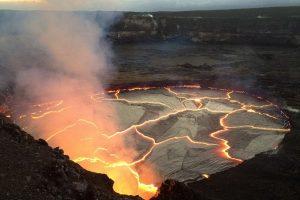 Крупнейшее озеро на Гавайях испарилось за два часа (видео)