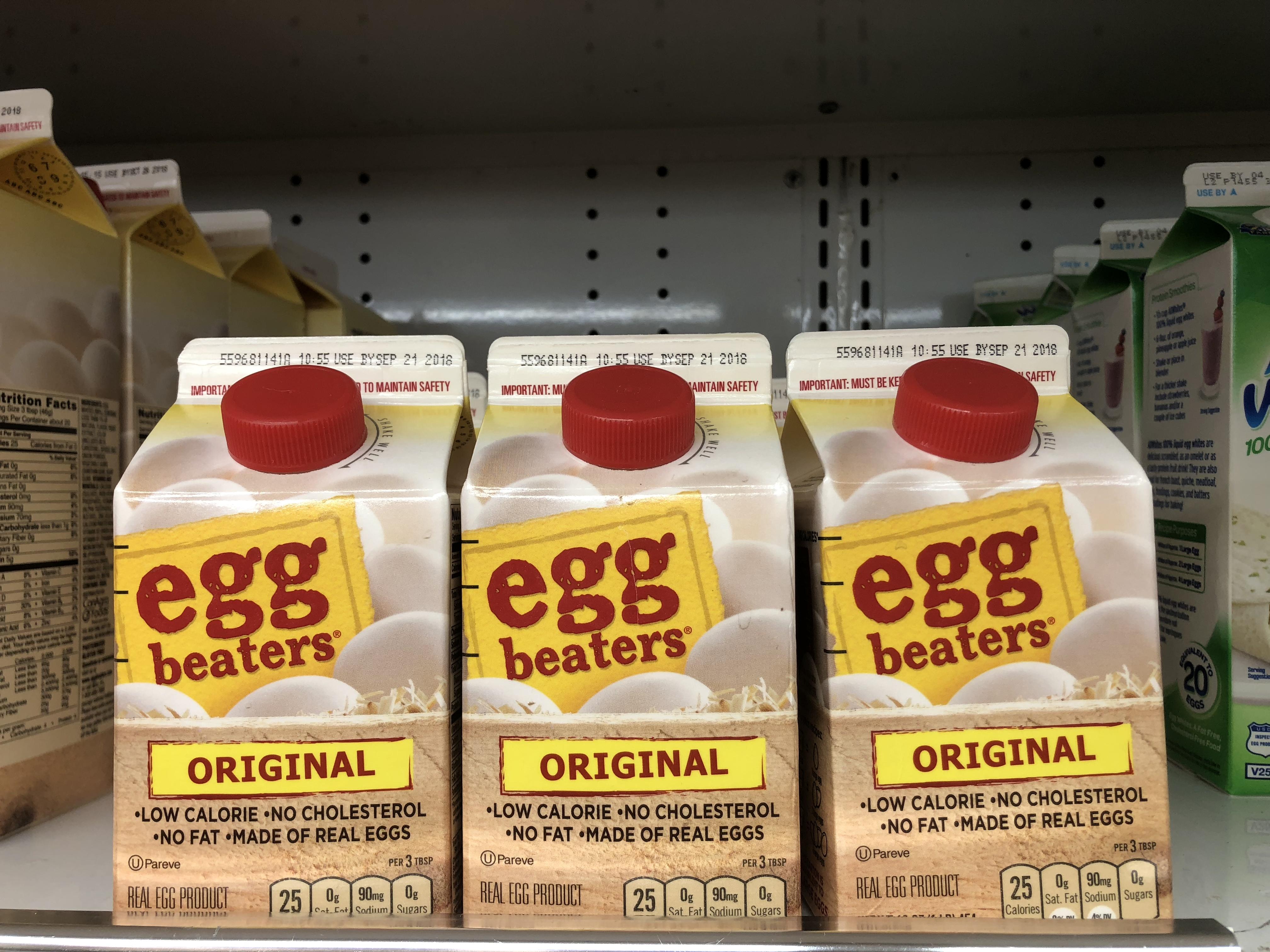 Очищенные яйца и чай без кофеина: что продается в супермаркетах в США Очищенные яйца и чай без кофеина: что продается в супермаркетах в США 2018 06 24 17