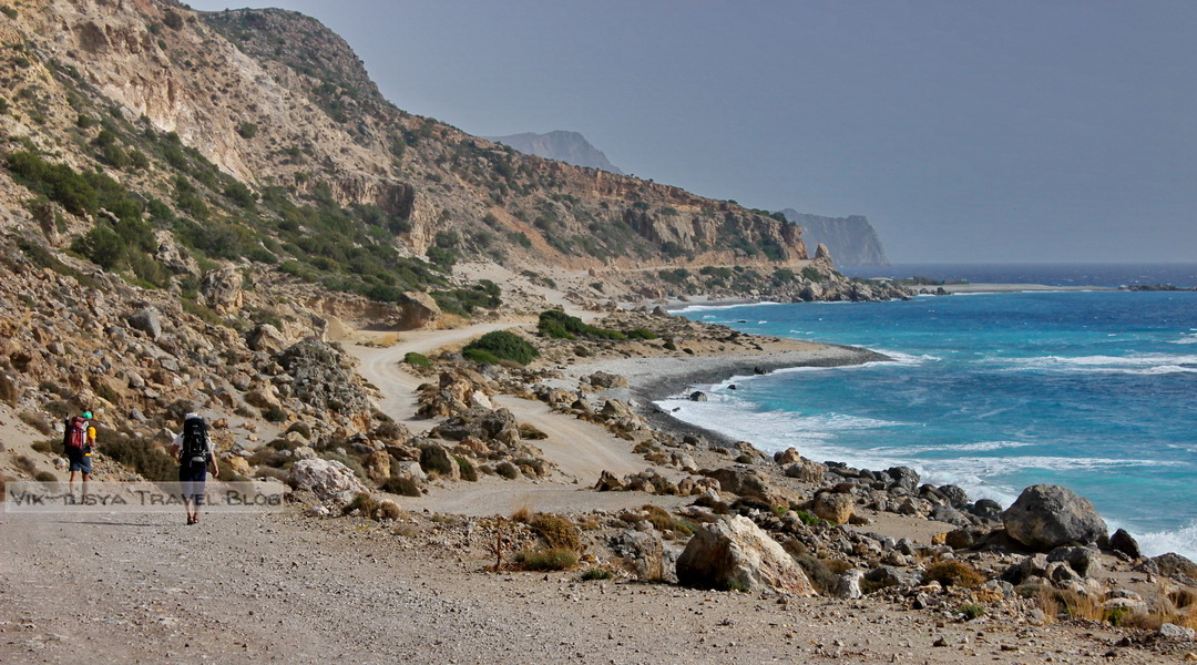 Скалы, бухты и тишина: трекинг на Крите Скалы, бухты и тишина: трекинг на Крите 21