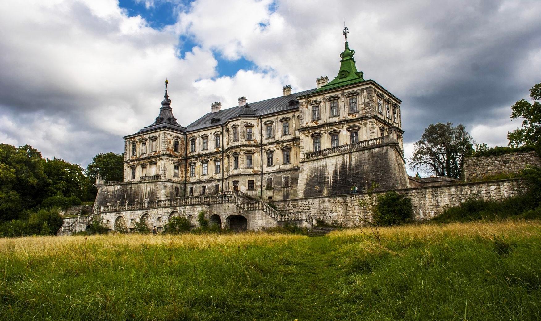 Подгорецкий замок впервые за 79 лет открыли для посетителей